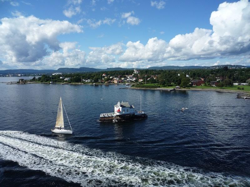 eilandhopen in Oslo