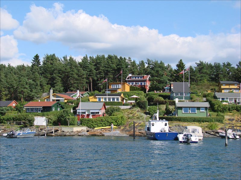 eilandhoppen in Oslo