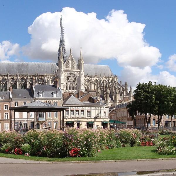 Amiens: stad van Jules Verne & de iconische brocantemarkt