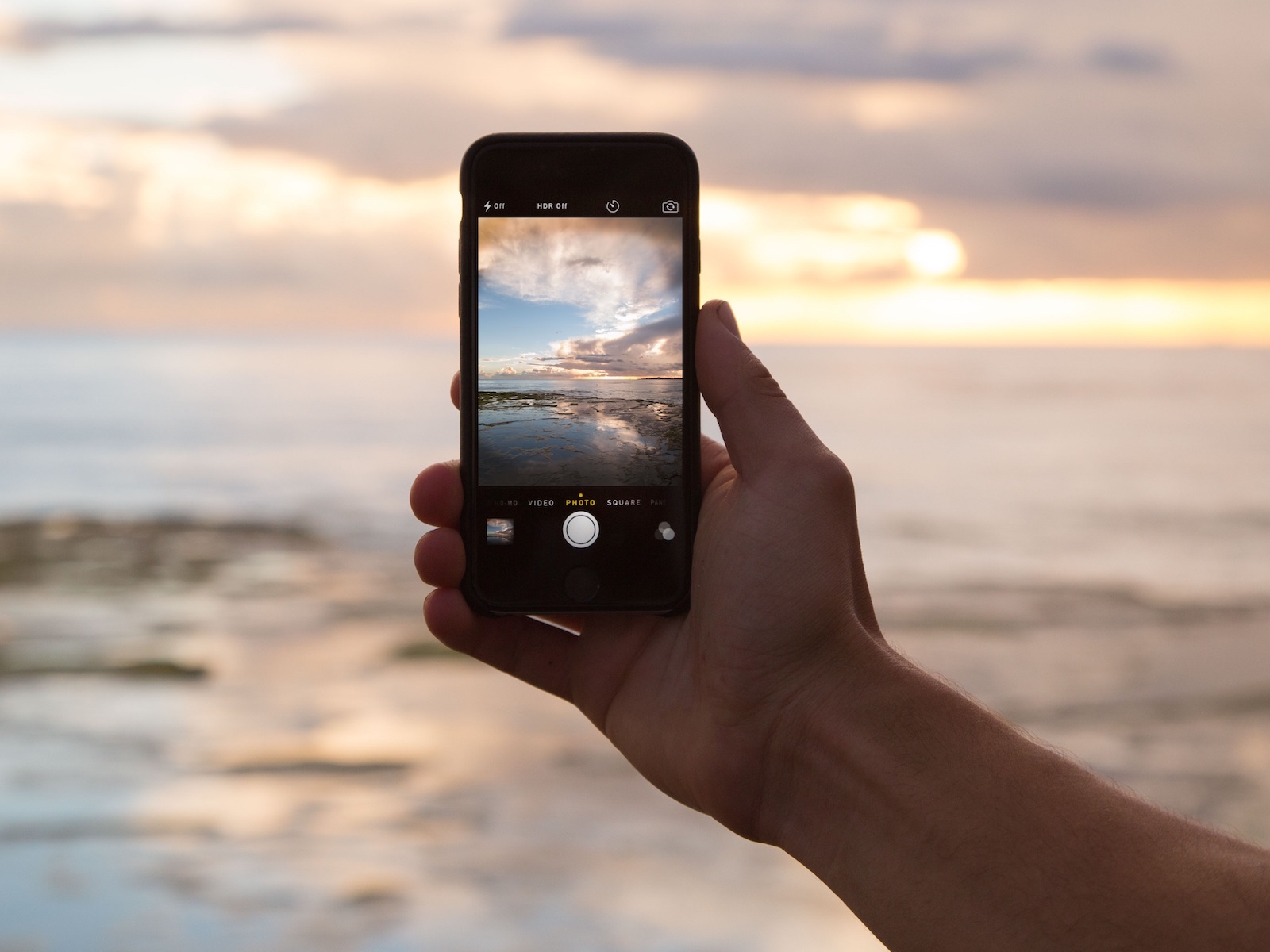 fotograferen met je telefoon