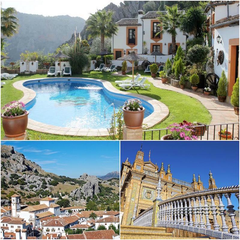 zomervakantie in Zuid-Europa