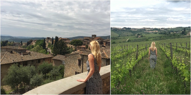 mooiste van Toscane