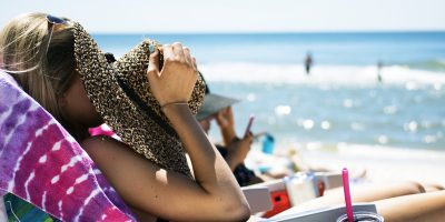 5 X mooie én rustige stranden in Nederland