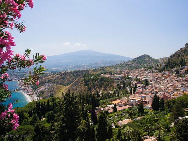 vakantie op Sicilië