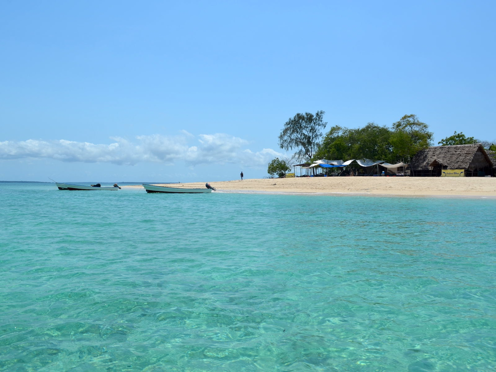 reis naar Zanzibar