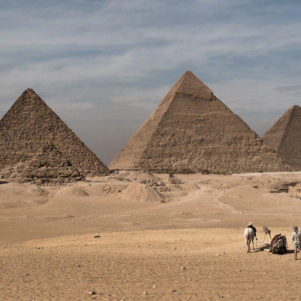 De bucketlist voor een vakantie in Egypte