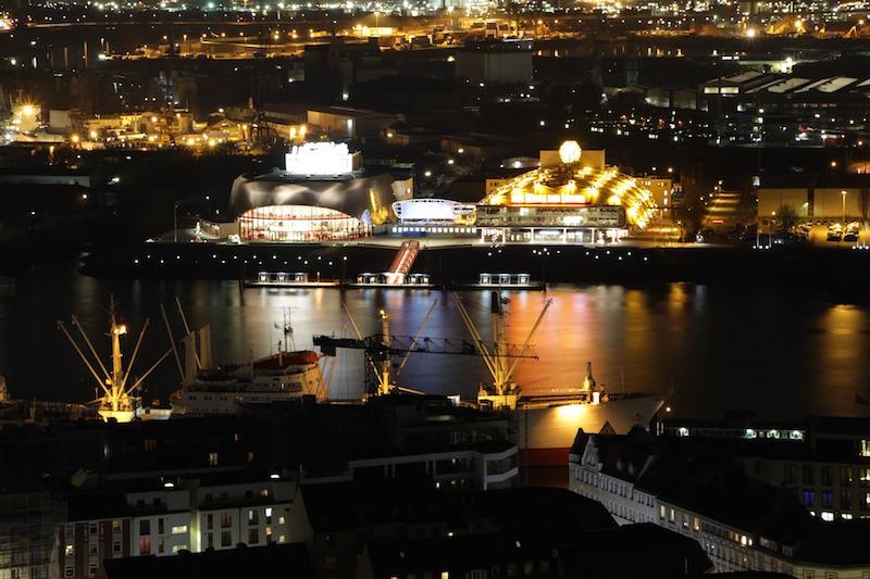 stedentrip Hamburg