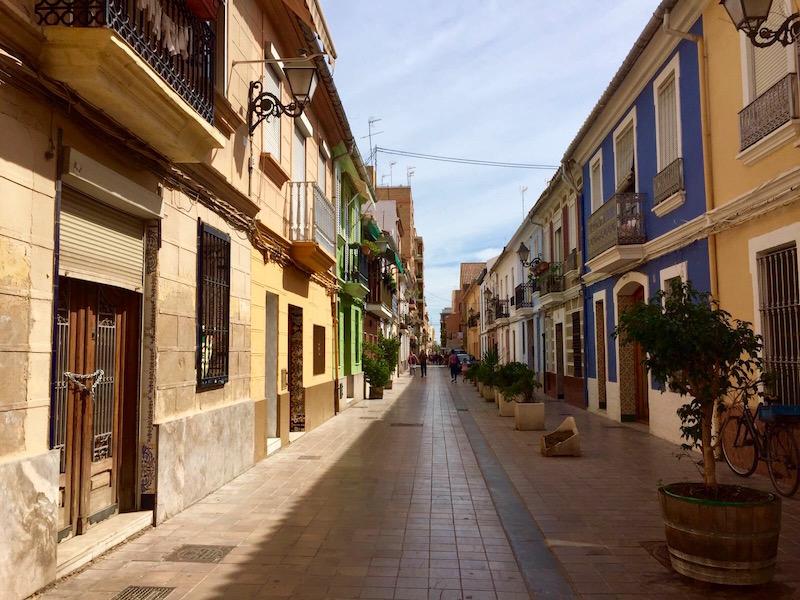 Spaans studeren in Valencia