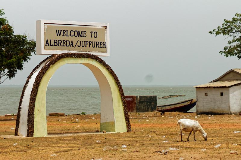 rondreis door Gambia