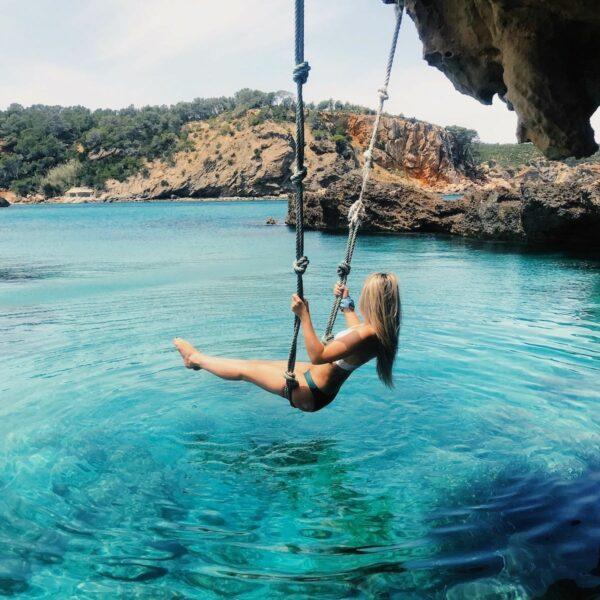 Vakantie vieren als een hippie in het mooie noorden van Ibiza