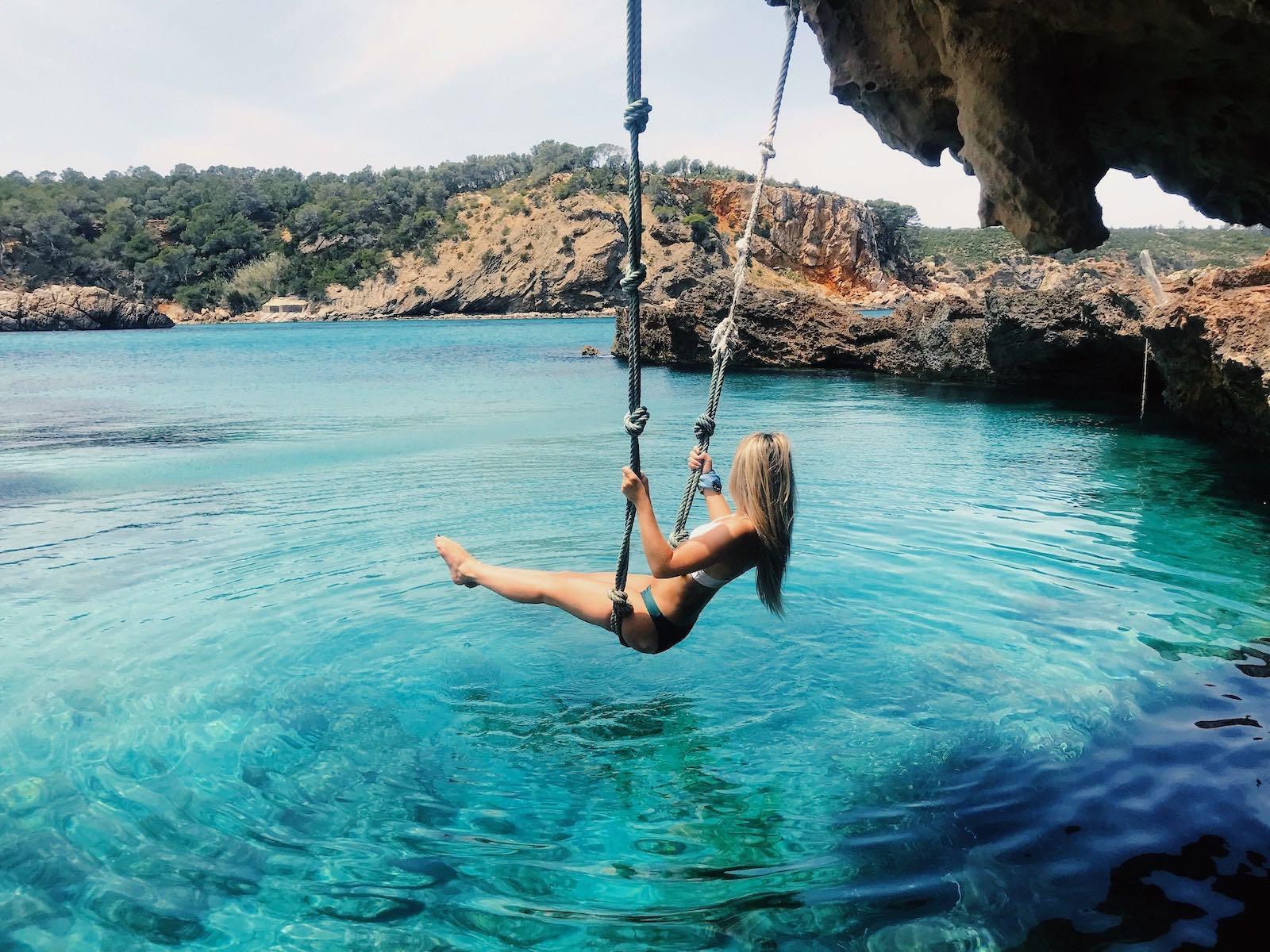 hotspots op Ibiza
