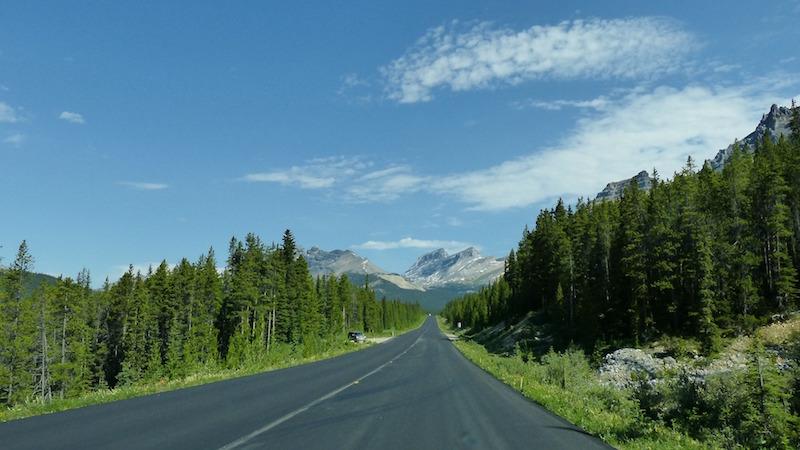 reis door Canada