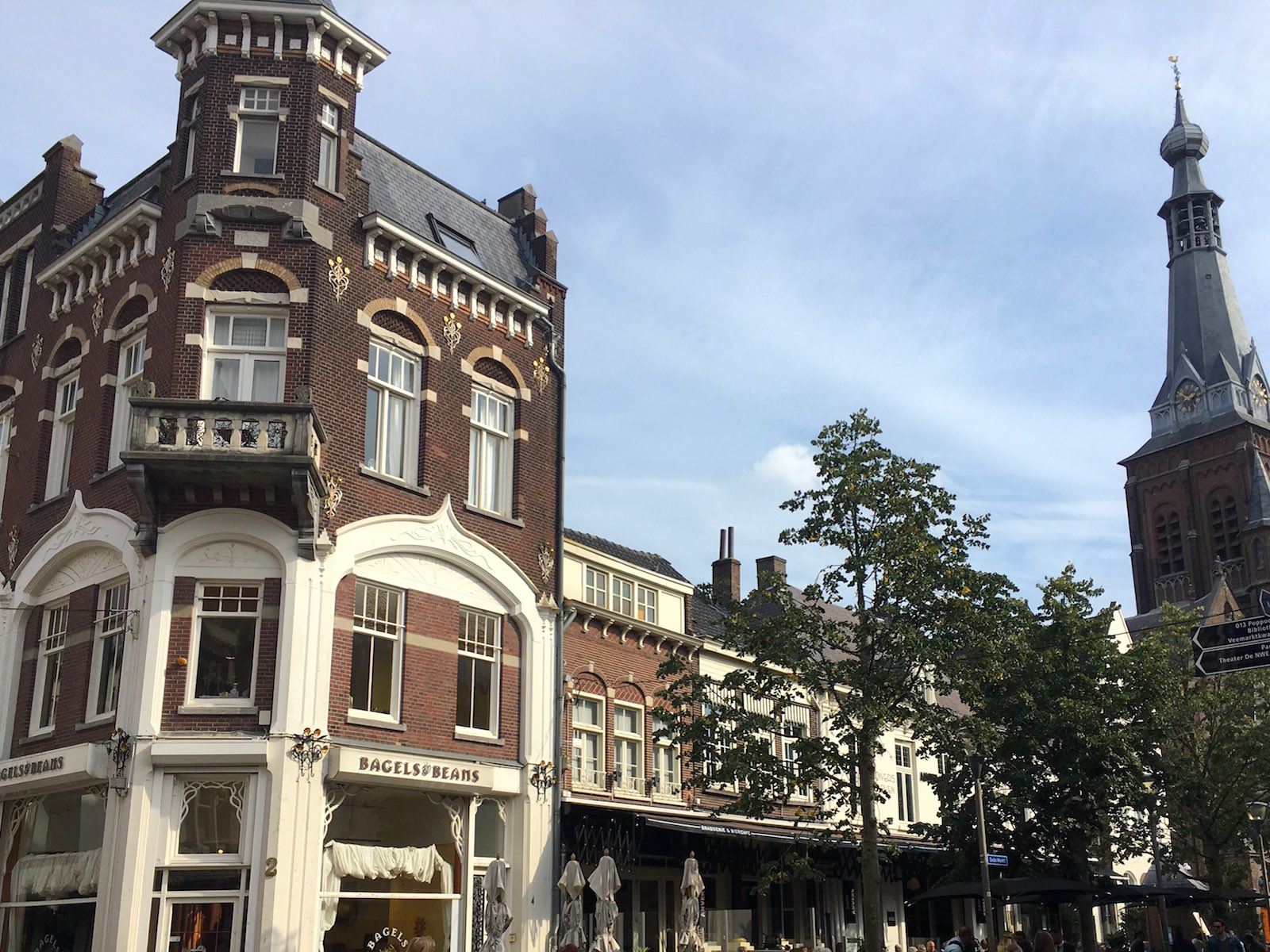 weekendje Tilburg
