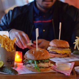 eten in Scheveningen