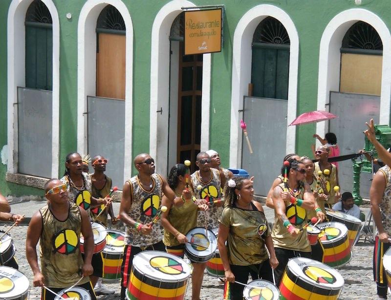 doen in Salvador da Bahia
