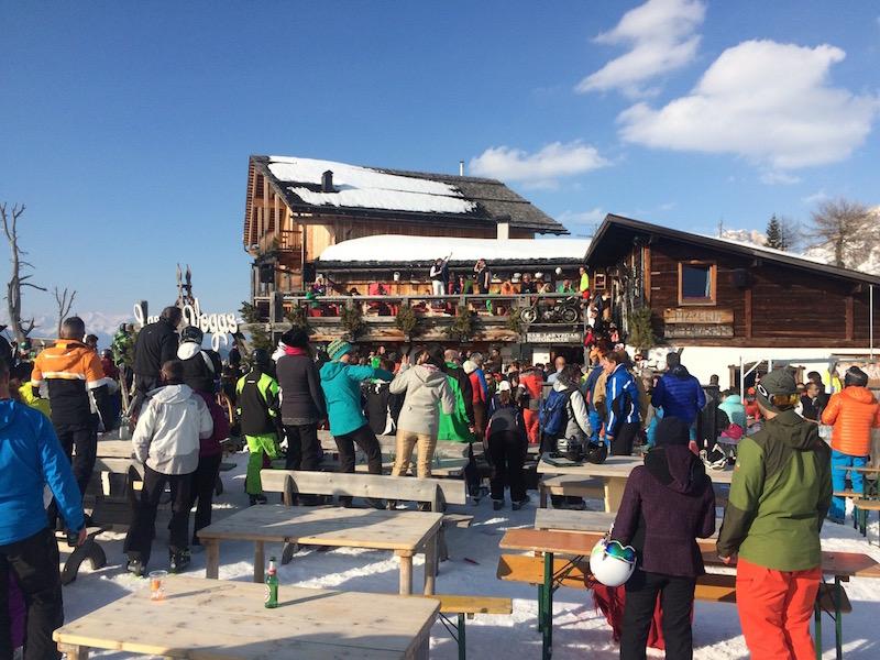 wintersportvakantie in Zuid-Tirol