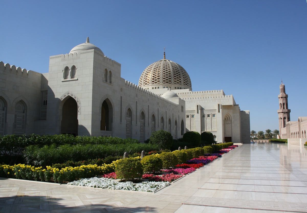 reizen naar het Midden-Oosten