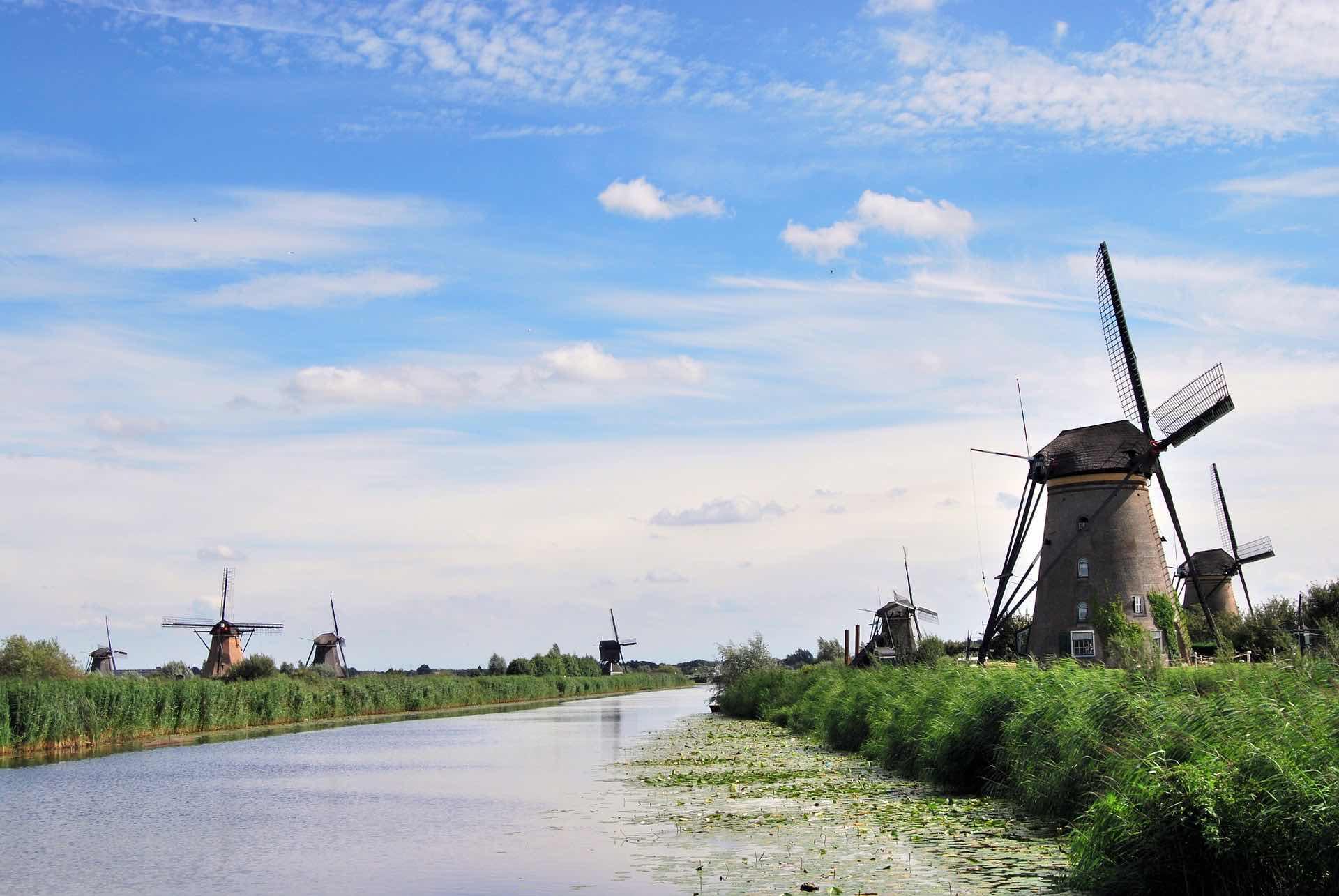 Plaatsen in Zuid-Holland