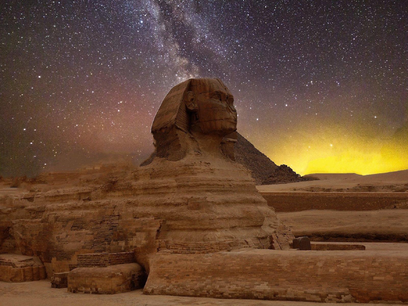 reis naar Egypte
