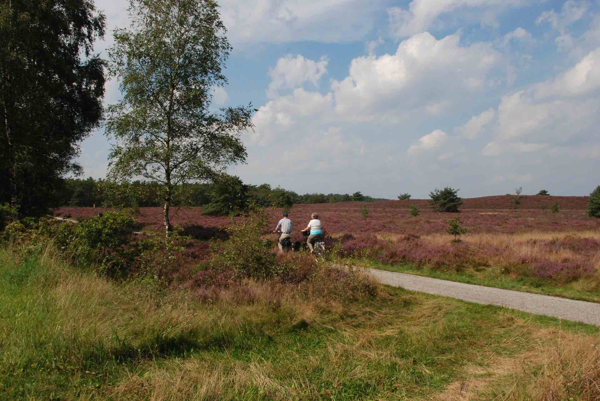 mooiste fietsroutes in Nederland
