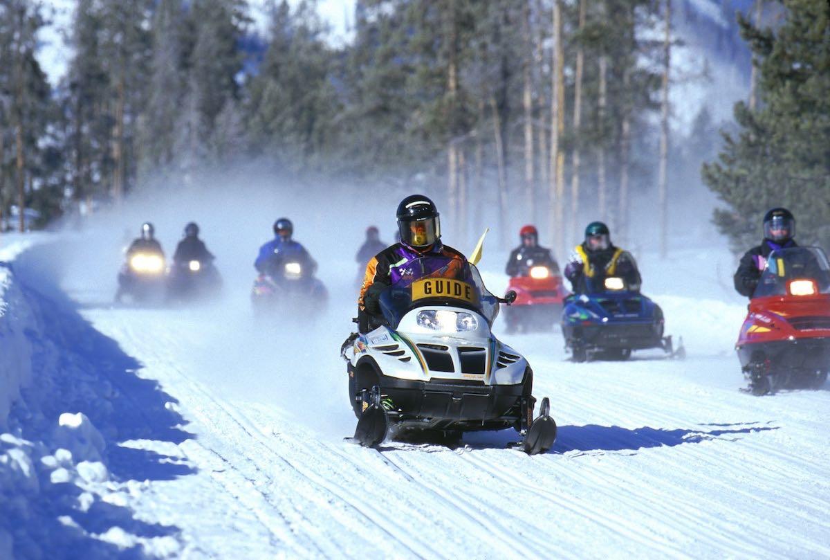 wintersport activiteiten