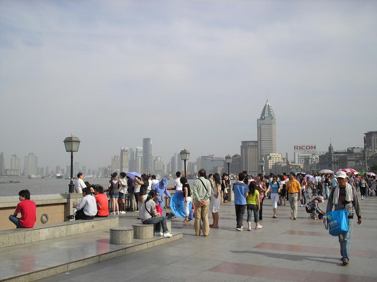 doen in Shanghai