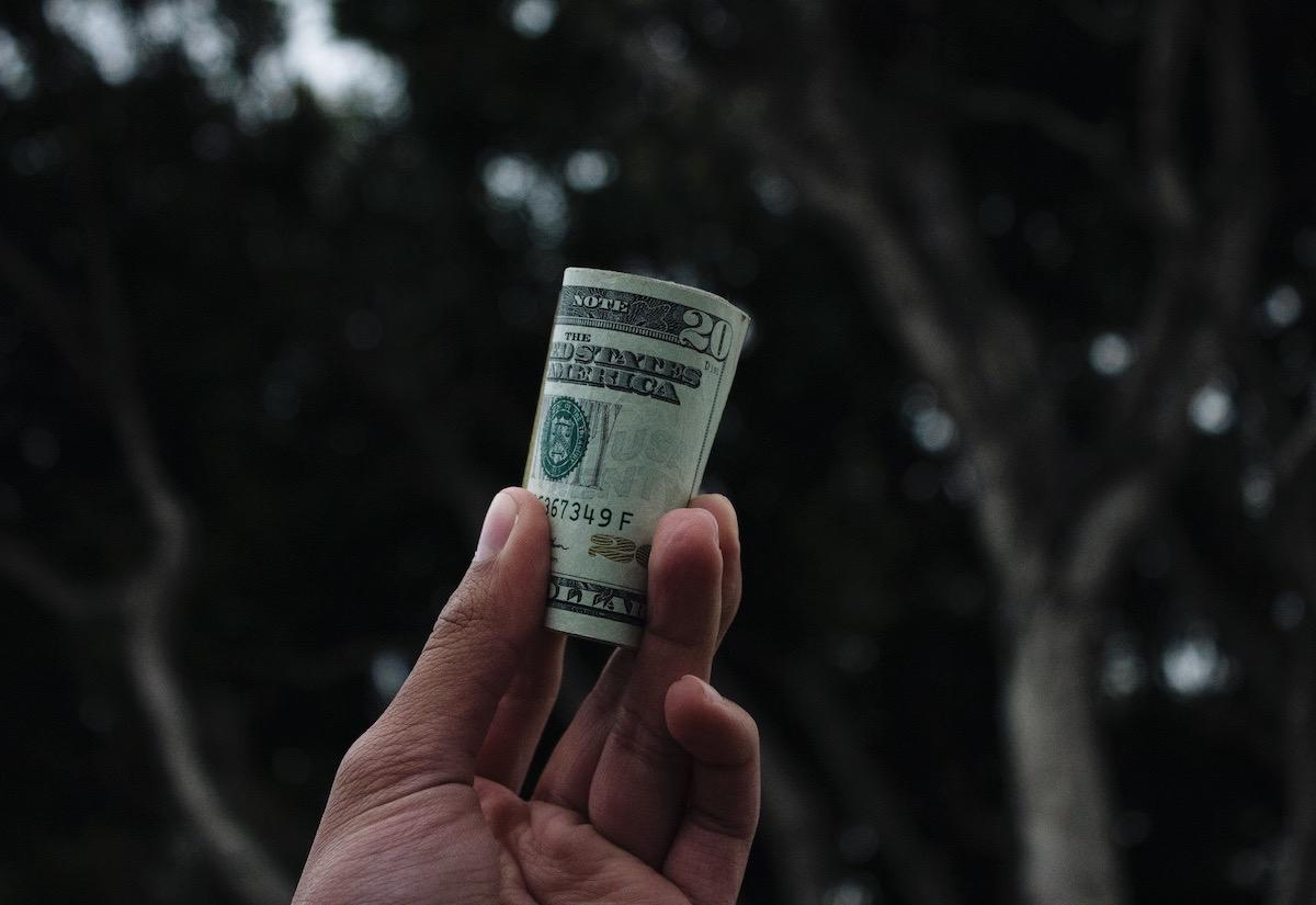 geldzaken op reis