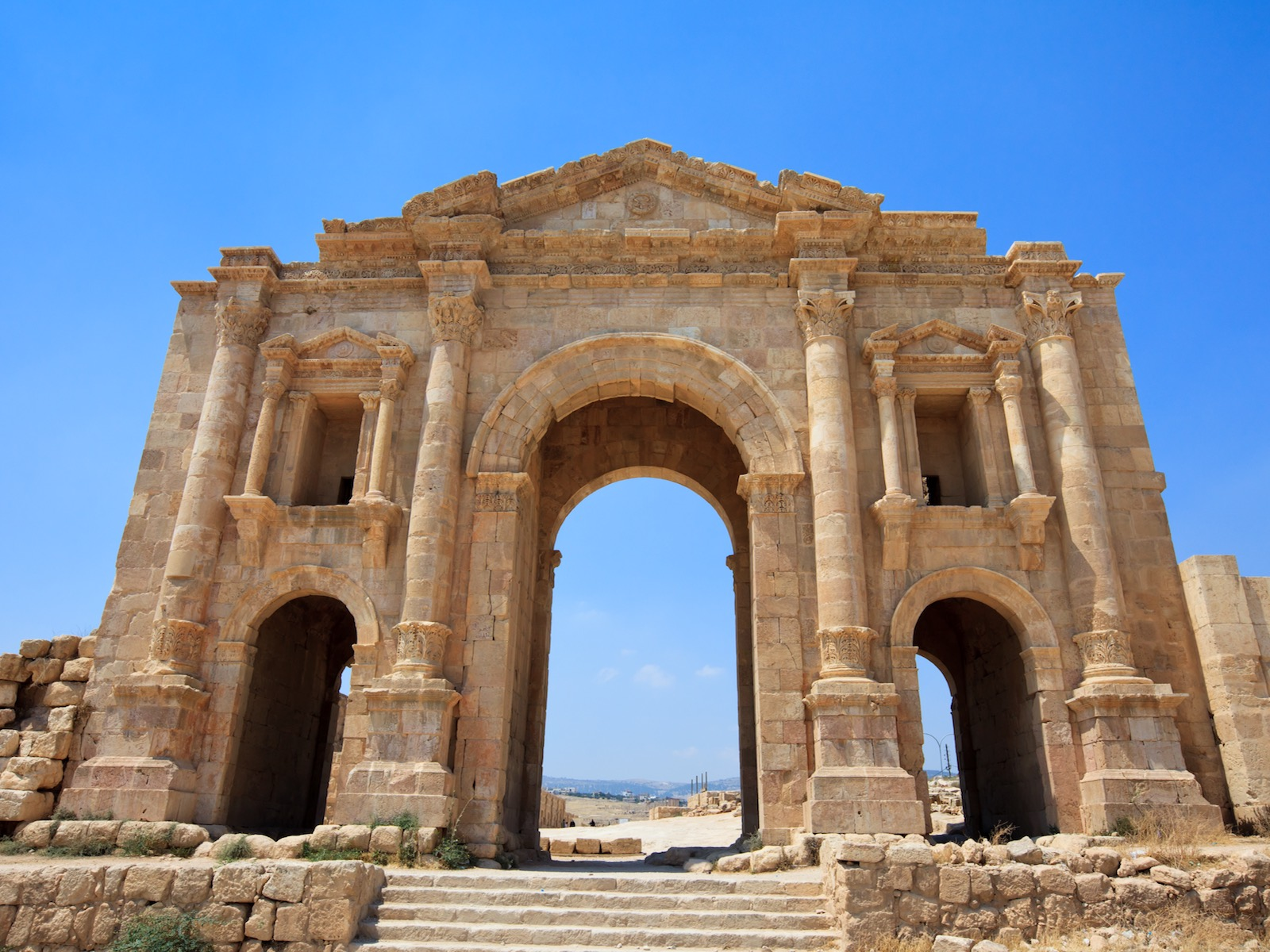noorden van Jordanië