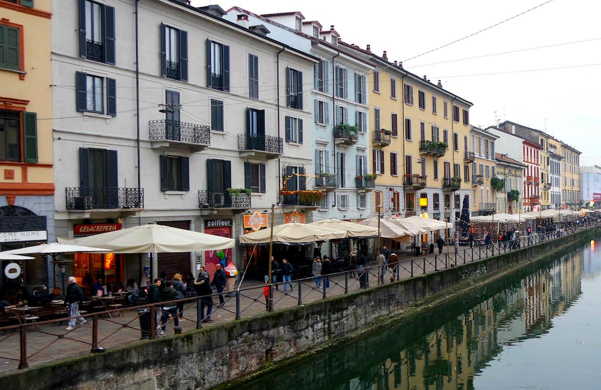 stedentrip Milaan