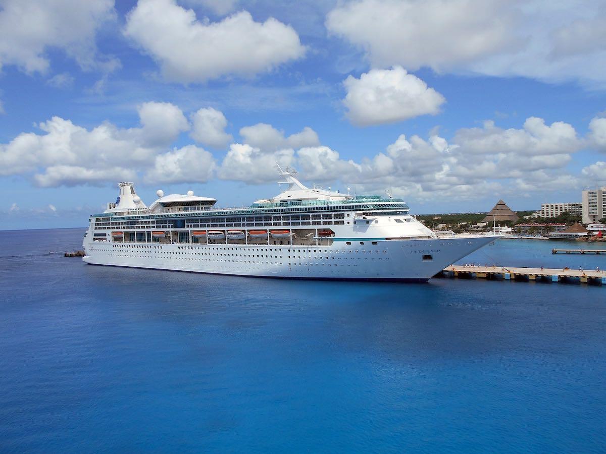 cruisen in het caribisch gebied