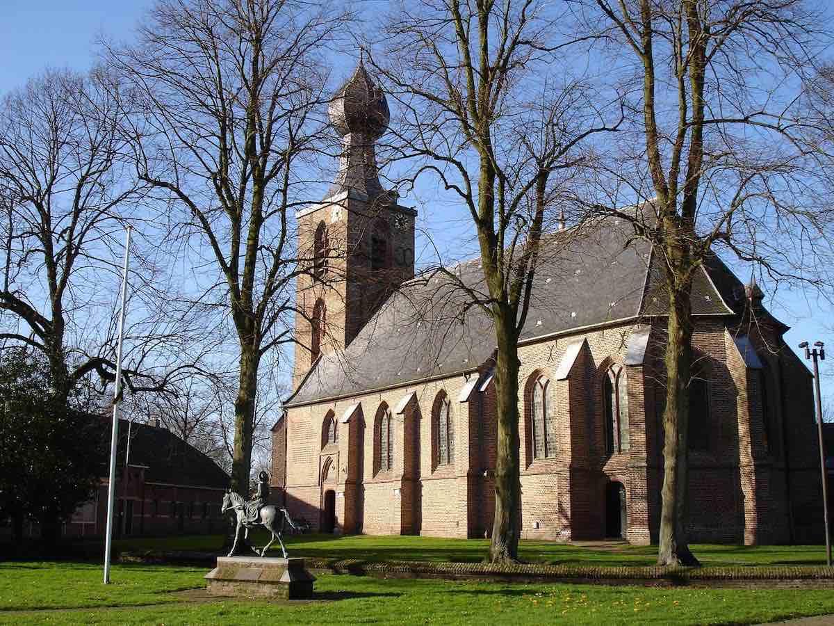 bezienswaardigheden in Drenthe