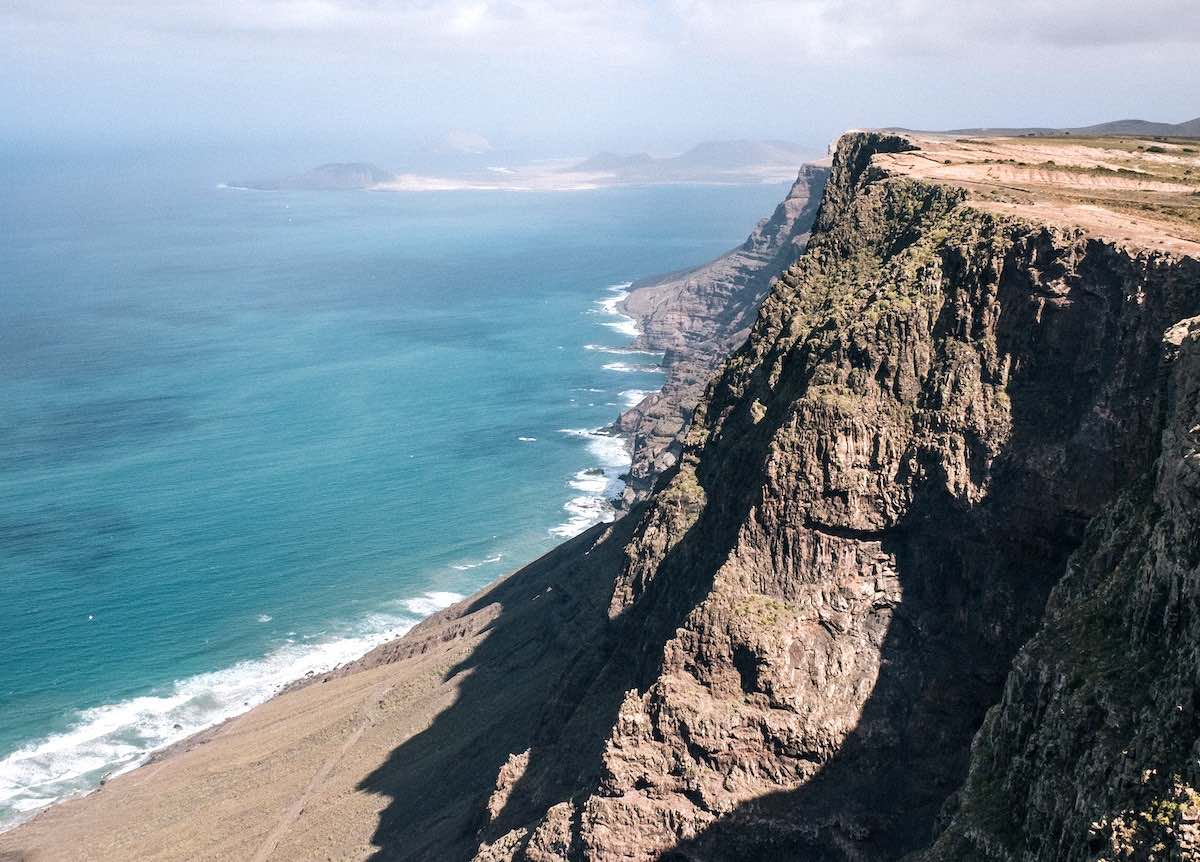 vakantie op Lanzarote