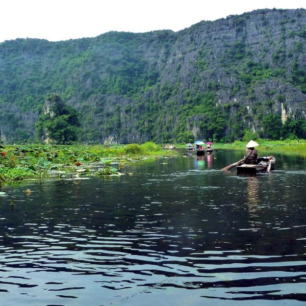 VIETNAM | Maak kennis met Ninh Binh: Het Halong Bay van het vasteland