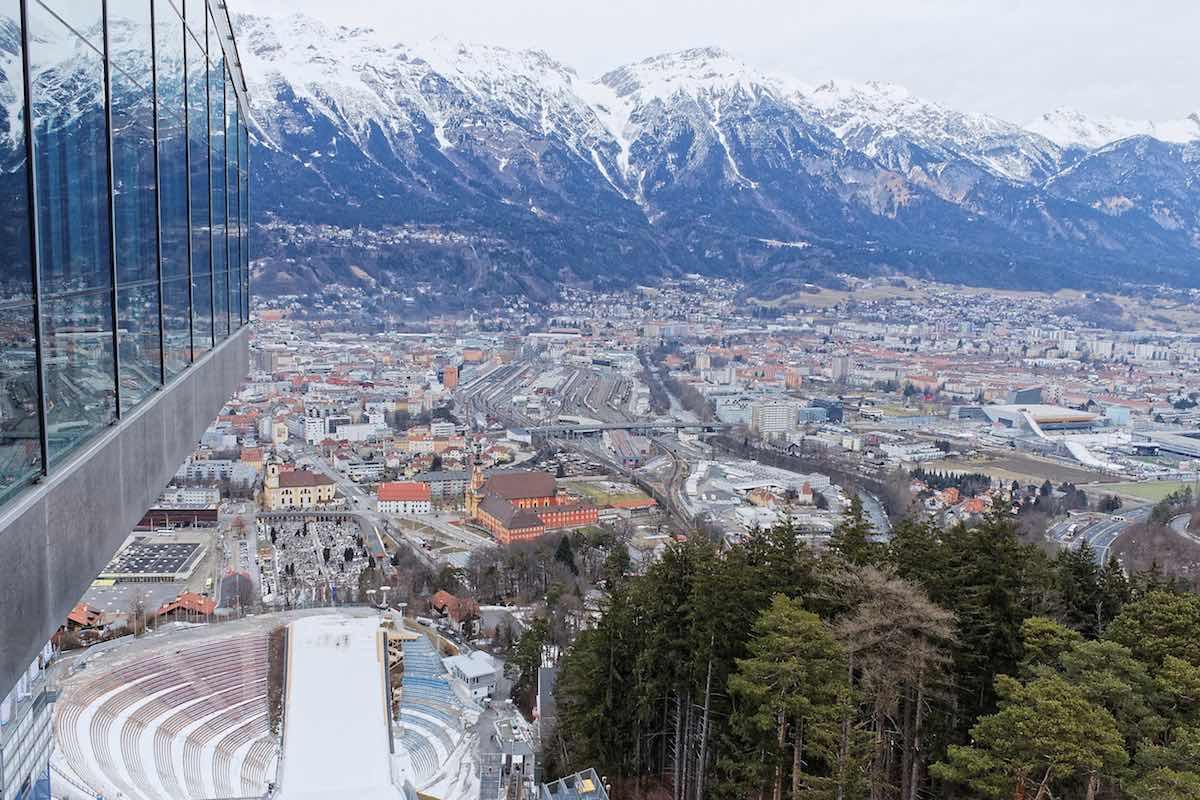 citytrip Innsbruck