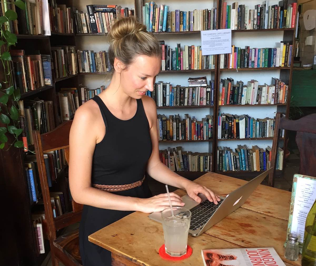 werk als digital nomad