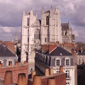 stedentrip Nantes