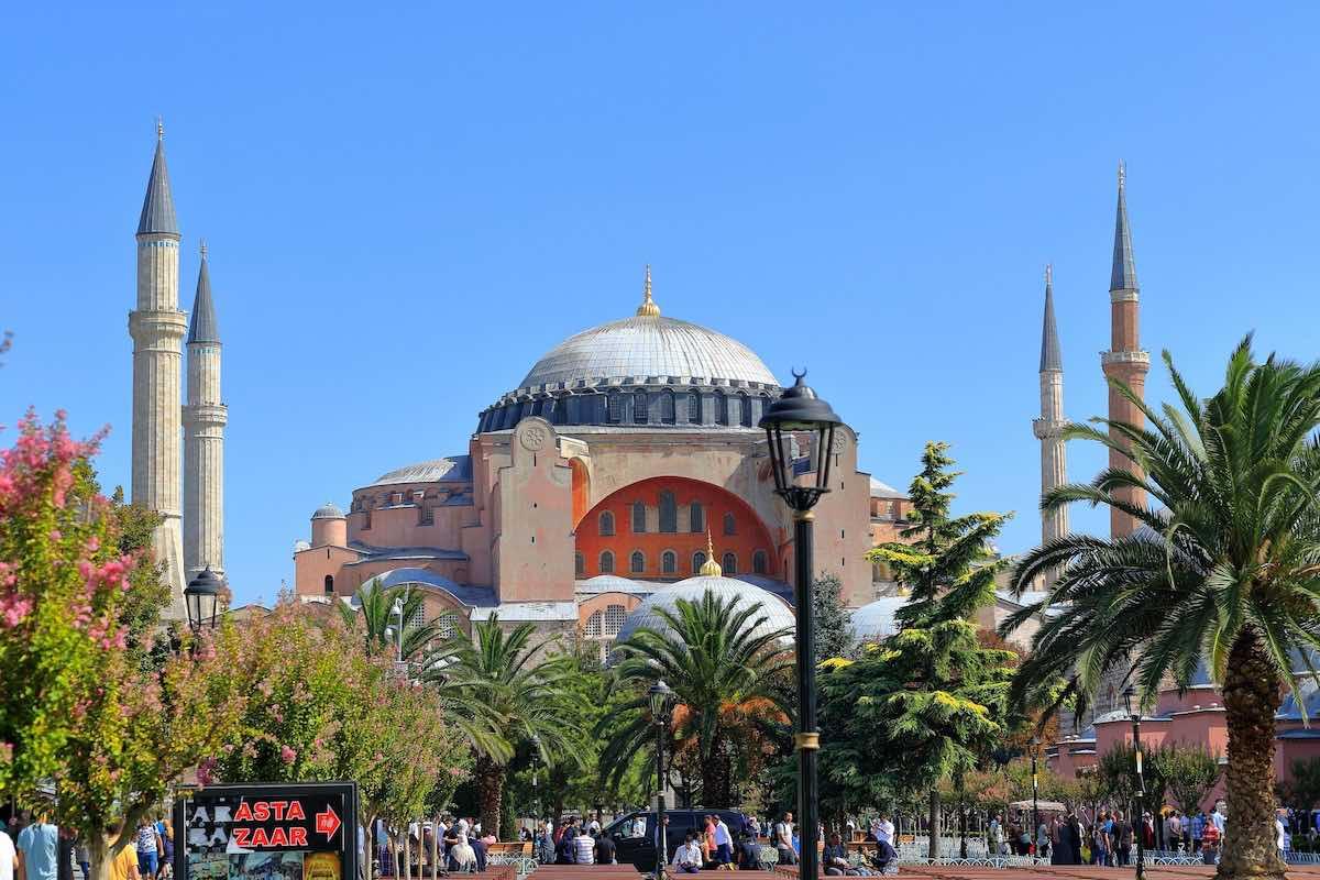 reis naar Turkije