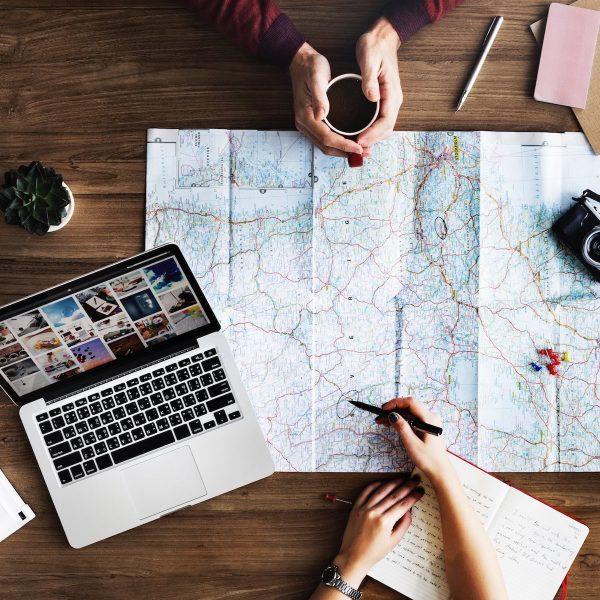 Dagboek van een digital nomad | Hoe zien mijn werkdagen er op reis uit?