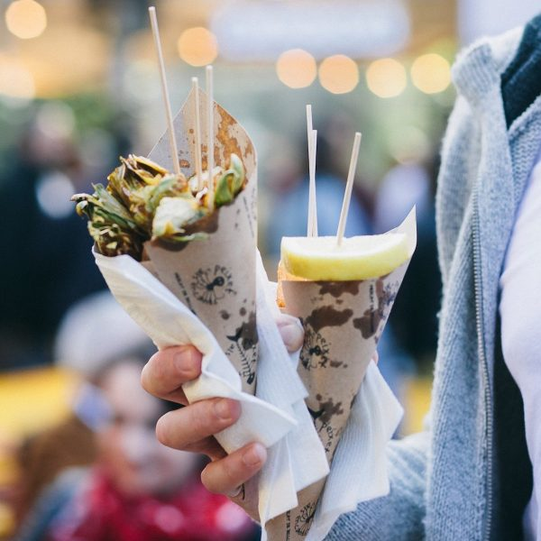Foodie en hipster heaven: de Palo Alto Market in Barcelona
