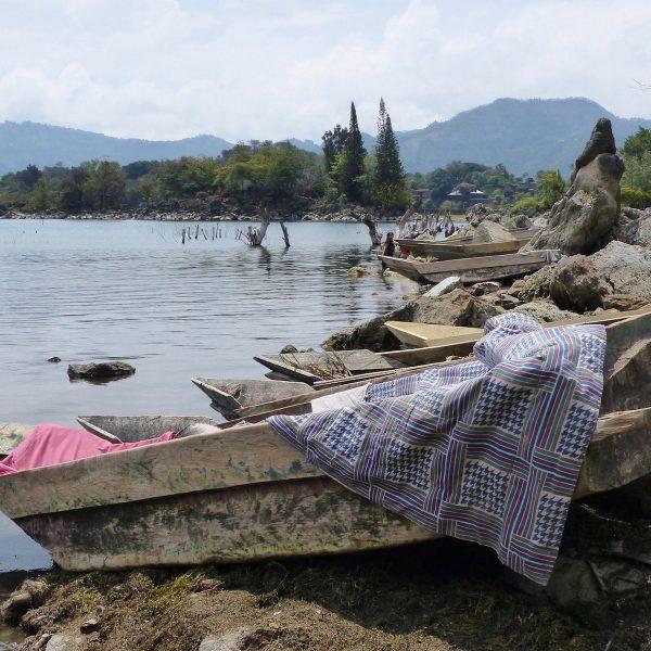 Het meer van Atitlan: weg van de massa in het land van de Maya's