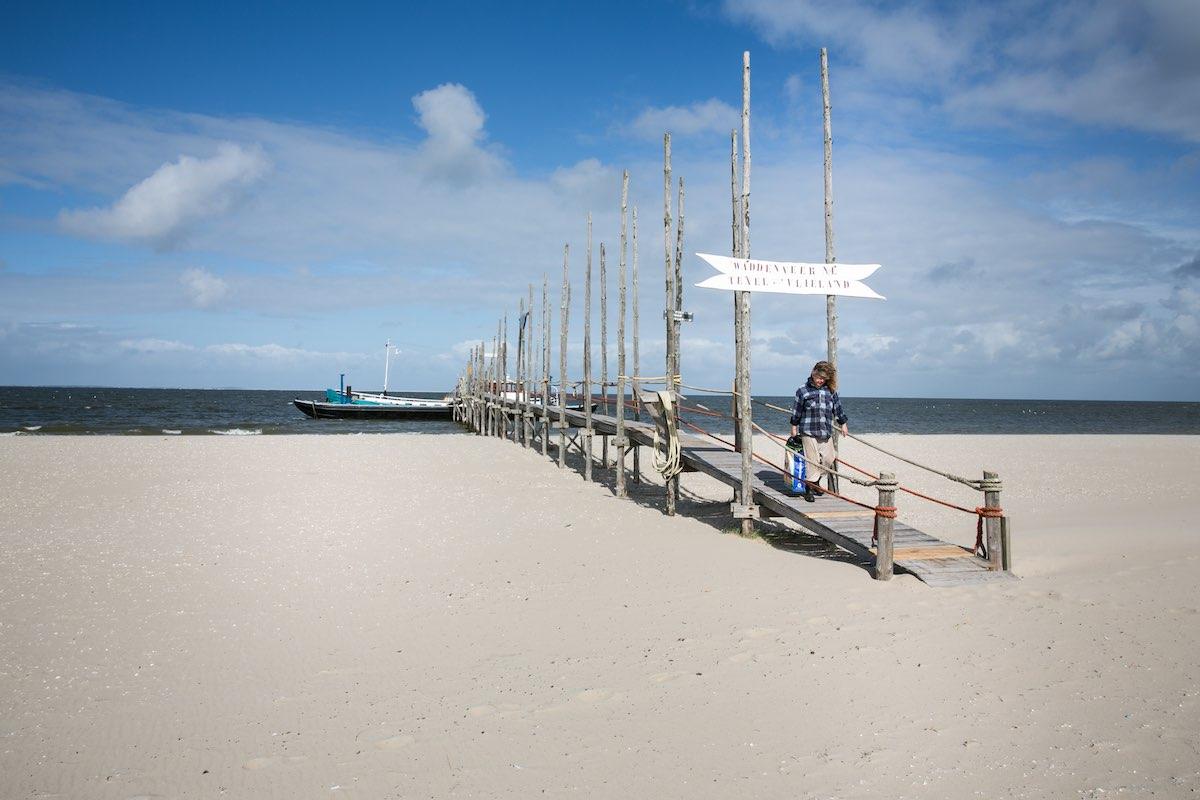 doen op Texel