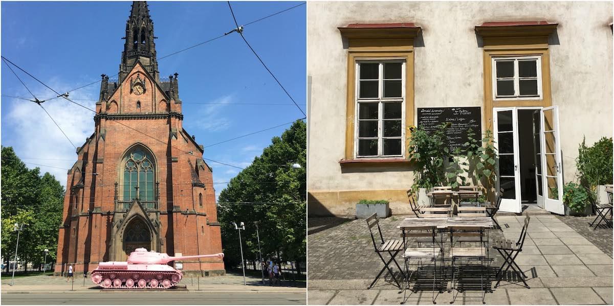 stedentrip Brno