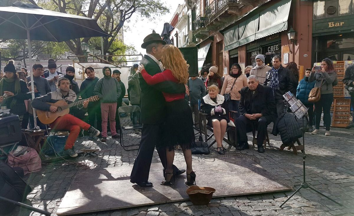 stedentrip Buenos Aires