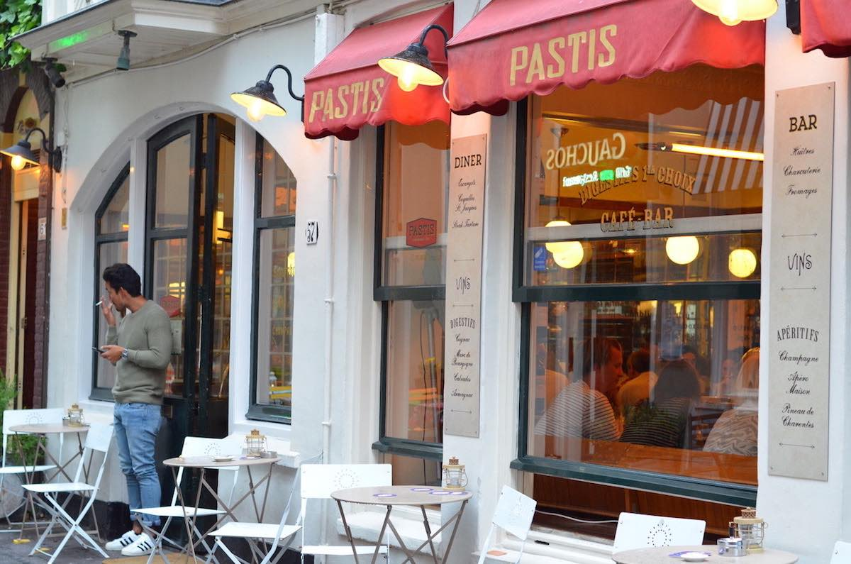 restaurants in Den Haag