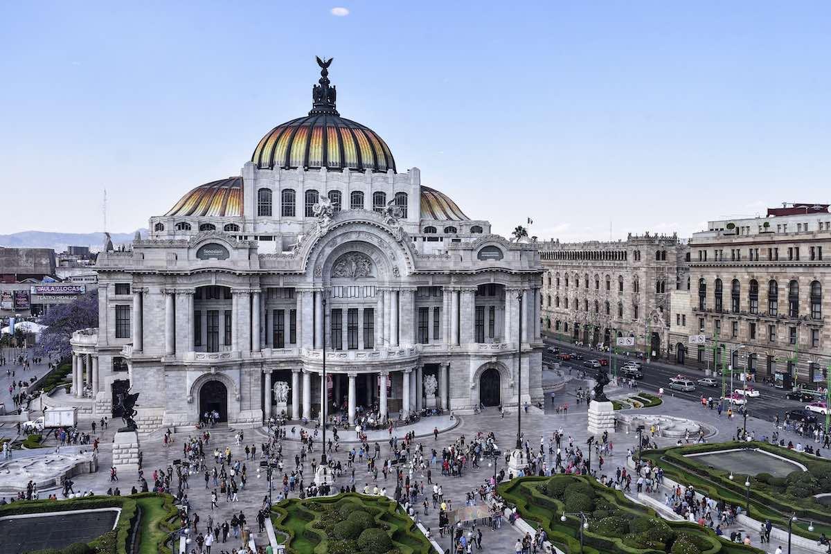 dagen in Mexico City
