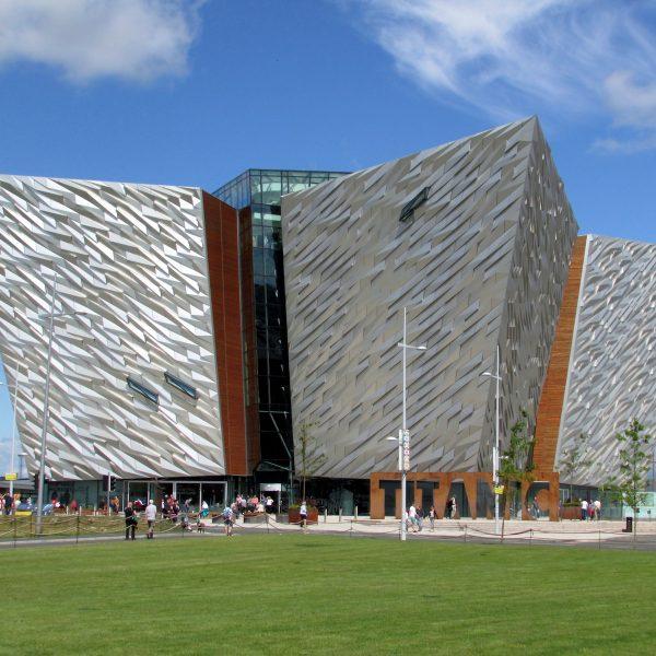 Een reis langs het erfgoed van de Titanic in Belfast