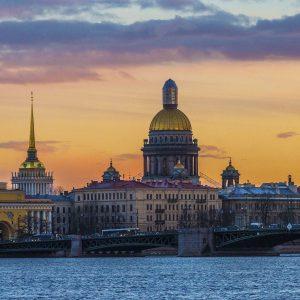 stedentrip Sint Petersburg