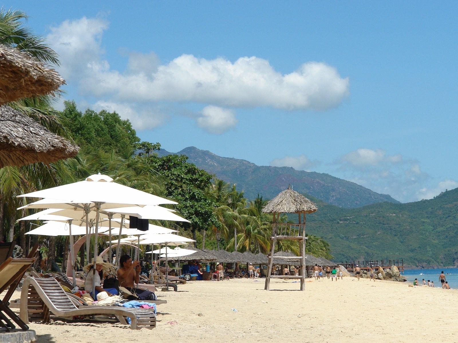 mooiste stranden in Vietnam