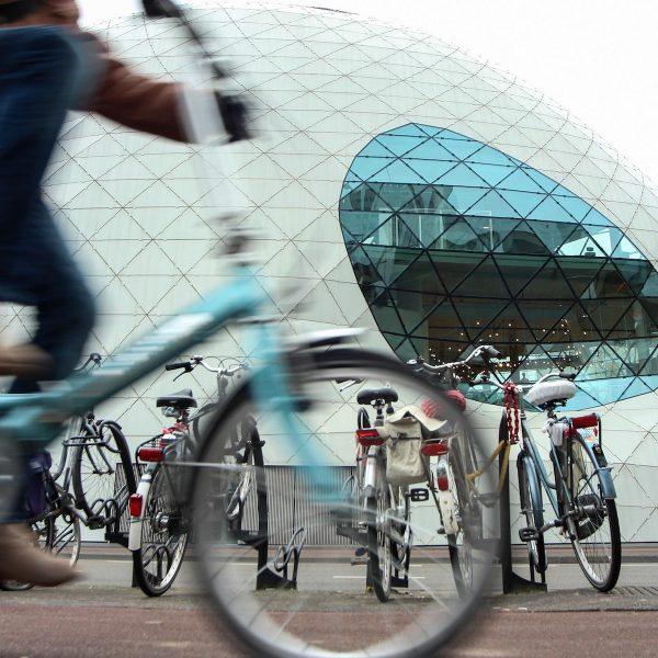 Een weekendje Eindhoven: op de fiets door de designstad