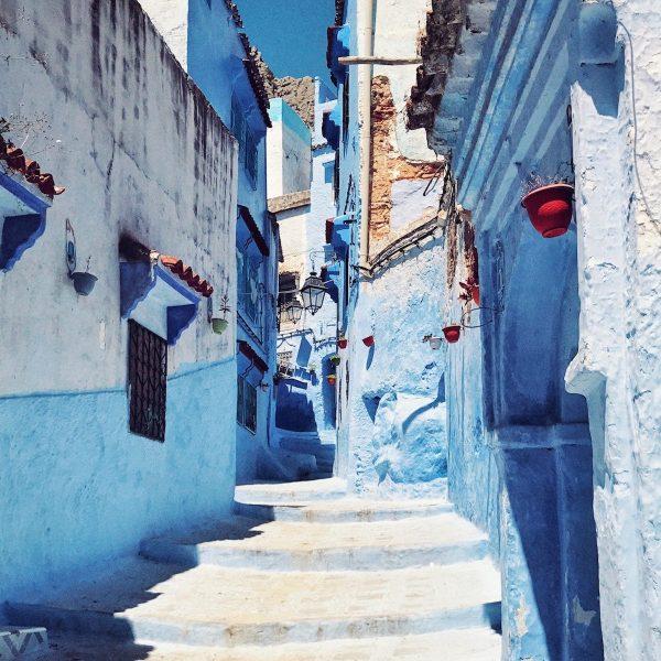 Een stedentrip Chefchaouen: Het blauwe hart van Marokko